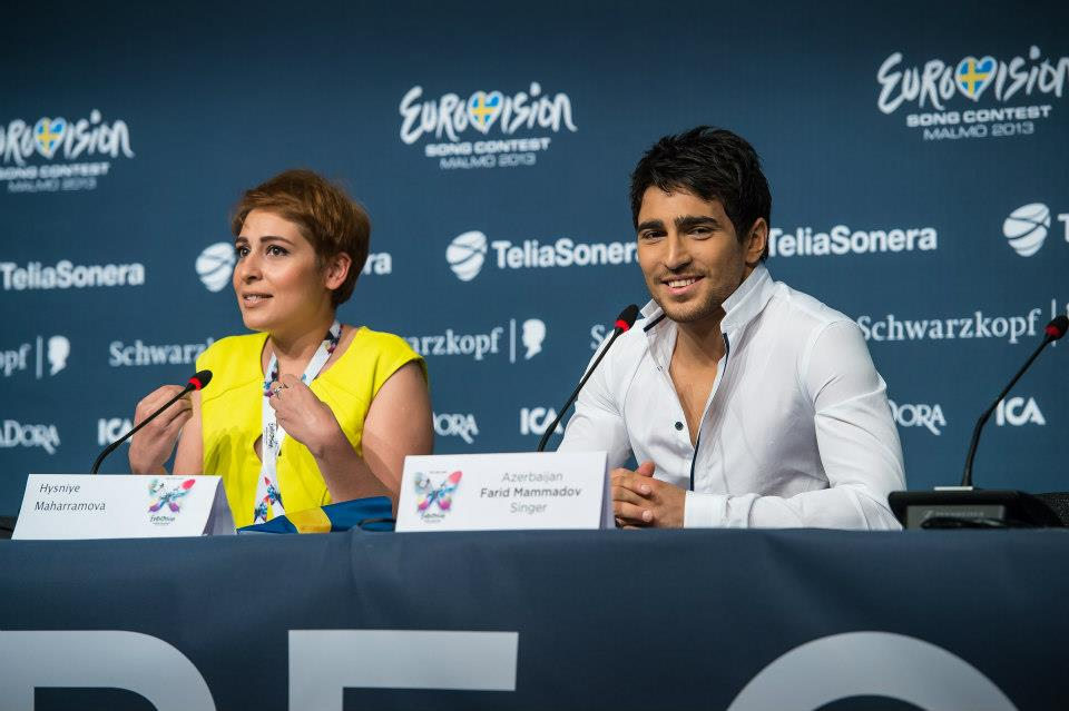 Eurovision 2013 opens a promising music career for Farid Mammadov